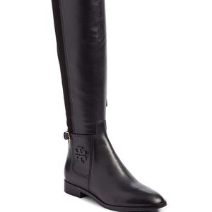 Like new Tory Burch Wyatt over the knee boot